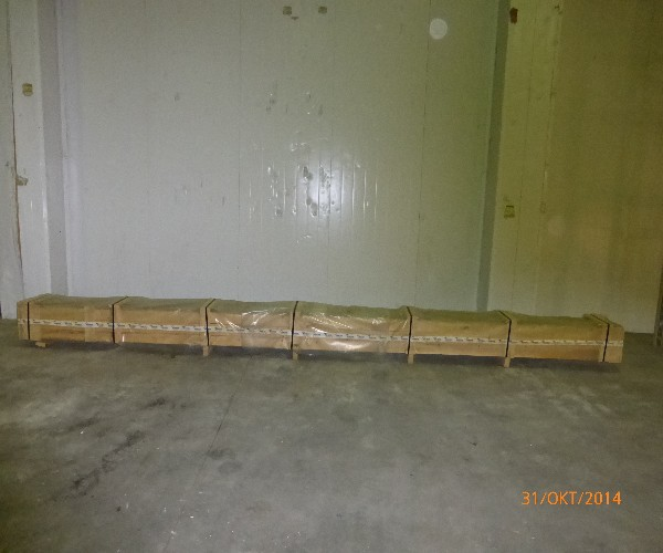 Fillets, pipes frontal